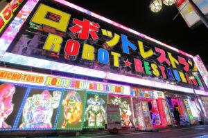 Robot Restaurant Show, Tokyo | #MacroTraveller