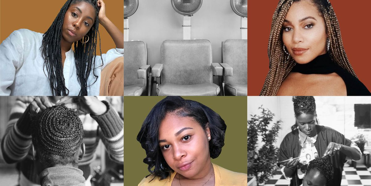 9 Black Women on Taking Care of Their Hair in Quarantine