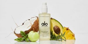 Shop Alo Yoga's Clean Skincare Line Glow System