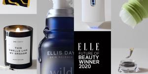 ELLE's 2020 Future of Beauty Awards
