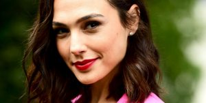Gal Gadot Talks About the Wonder Woman Sequel and Her Favorite Red Lipstick