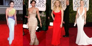 Sexiest Golden Globes Dresses of All Time