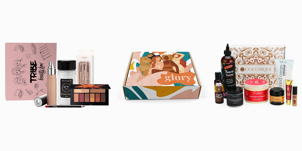11 Black-Owned Subscription Boxes To Revamp Your Routine