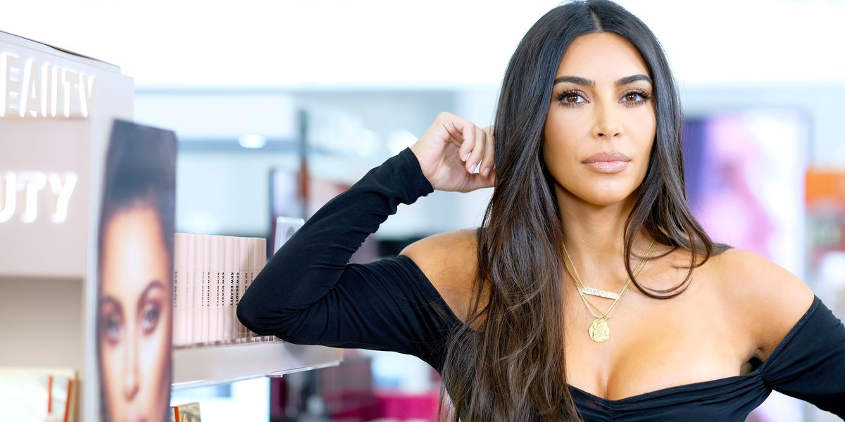 Kim Kardashian West KKW Beauty Expanding with Coty to Skincare, Hair, and Body