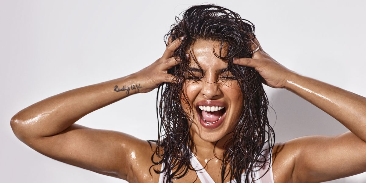 Priyanka Chopra On Her New Haircare Line Anomaly