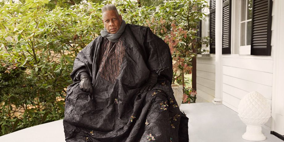 André Leon Talley Is the New Face of Ugg