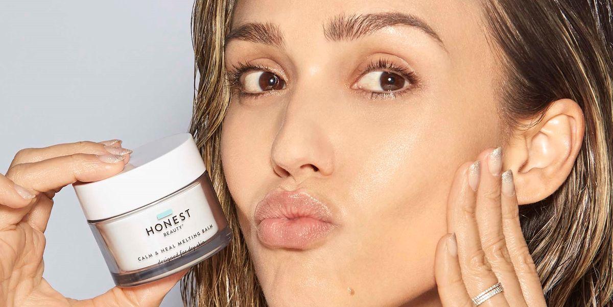 Jessica Alba on Skincare, TikTok, and Honest Beauty