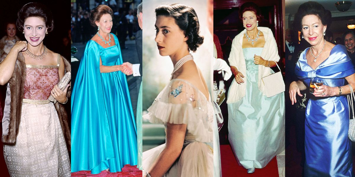 Princess Margaret's Best Fashion Through the Decades