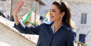 Queen Rania of Jordan's 63 Best Fashion Moments