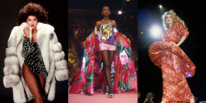 21 Vintage Photos of the First Supermodels in the 1980s