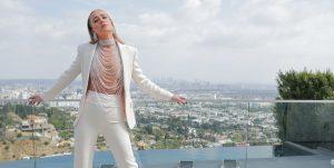 Ingrid Andress 2021 Grammys Look