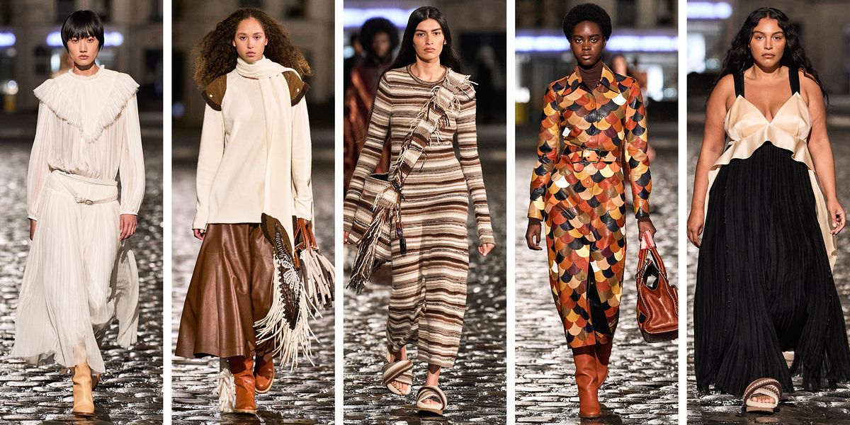 Gabriela Hearst's Debut Collection for Chloé Spotlights Sustainability