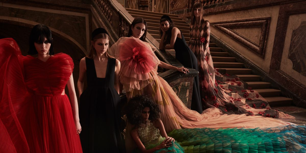 Dior's Whimsical Runway Is a Fairytale for Grown Ups