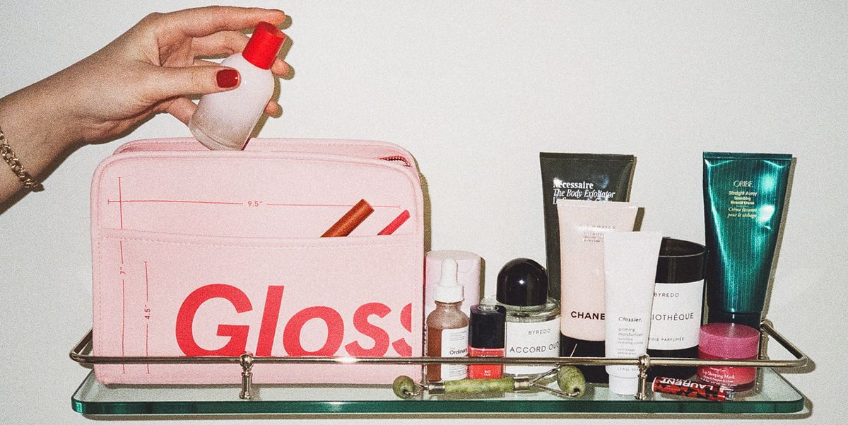 Glossier Just Launched Its First-Ever Makeup Bag