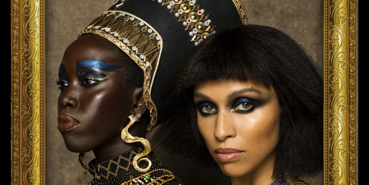 Uoma Beauty's New Collection Heads to Zamunda