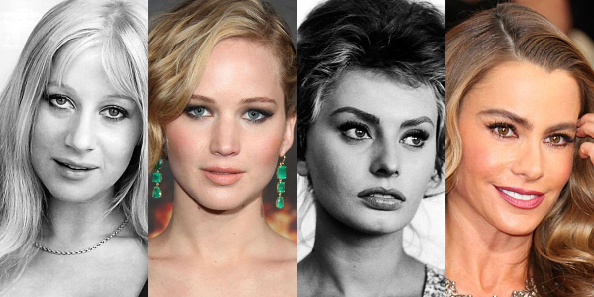 70 Celebrities and Their Vintage Doppelgängers