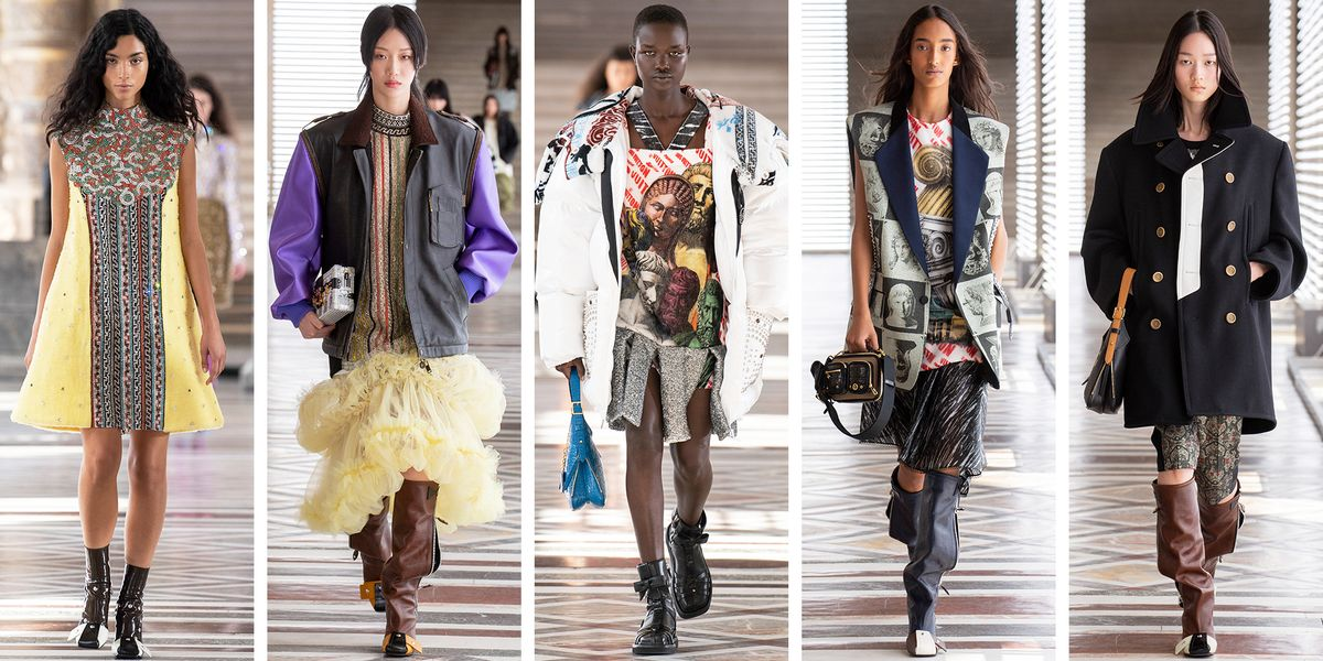 Louis Vuitton Fall-Winter 2021 Runway Collection