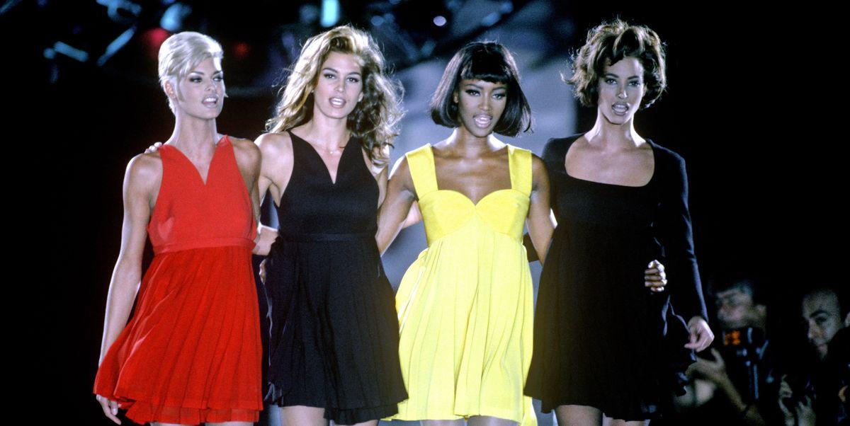 Top '90s Supermodels - Supermodels List