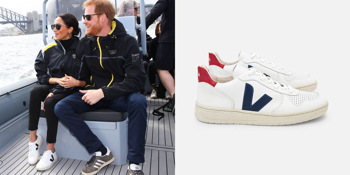 Meghan Markle's Veja Sneakers Are 30 Percent Off Right Now