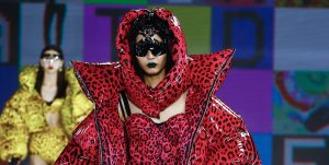 Dolce & Gabbana Merges the Runway with Artificial Intelligence