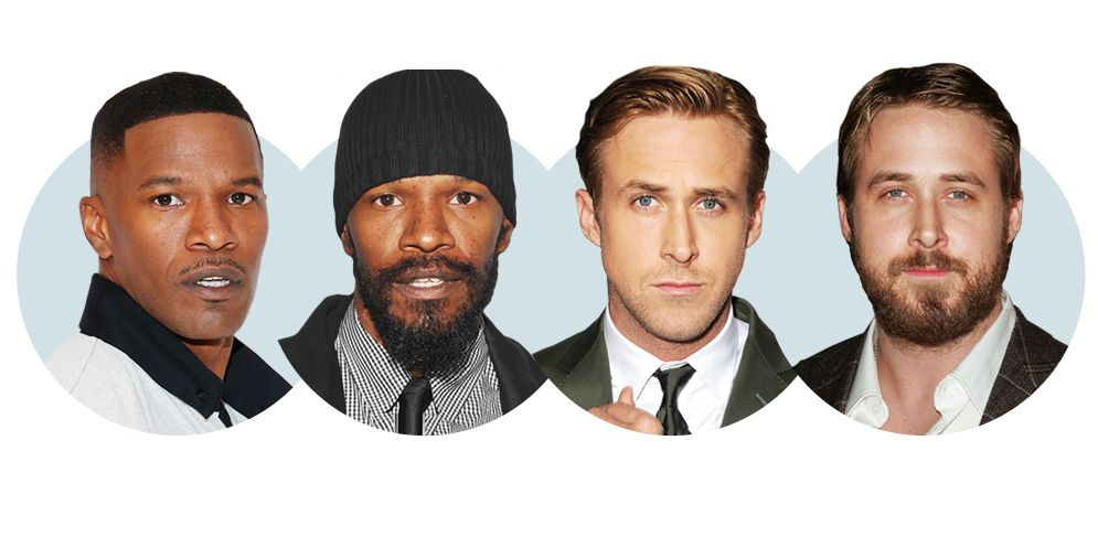 40 Hot Celebrities With Beards