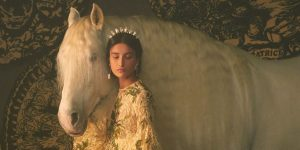 Dior Couture Explores the Arcana of Tarot Cards With a Nod to Renaissance Horse Girls