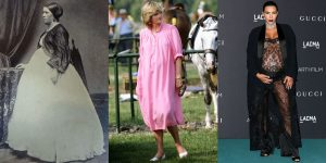 How Maternity Style Has Changed Over the Years
