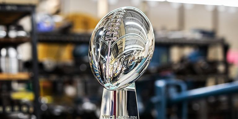 Tiffany & Co. Creates the Super Bowl Trophy