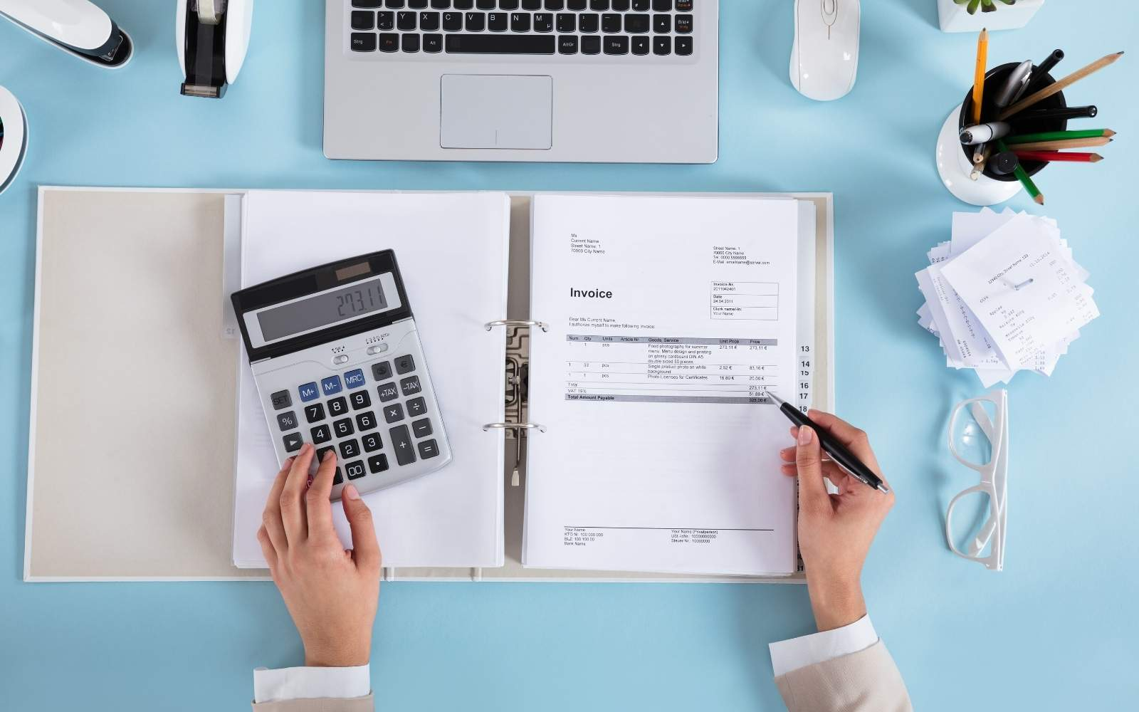 How To Write An Invoice For Freelance Work